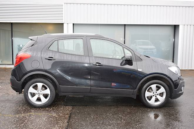 Vauxhall Mokka 1.6 CDTi ecoFLEX Exclusiv 5dr Image