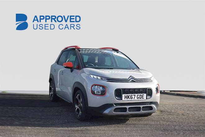 Citroen C3 aircross 1.2 PureTech 130 Flair 5dr