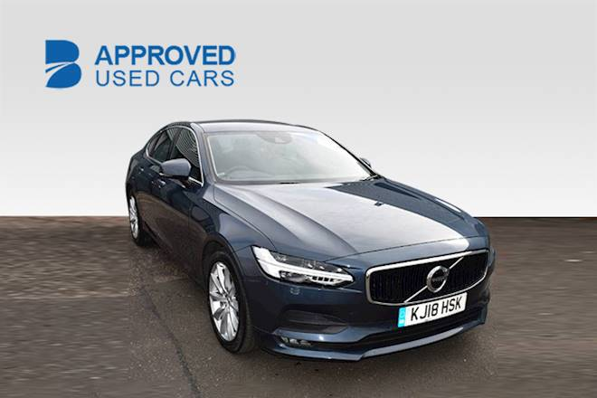 Volvo S90 2.0 D4 Momentum Pro 4dr Geartronic [View 1]