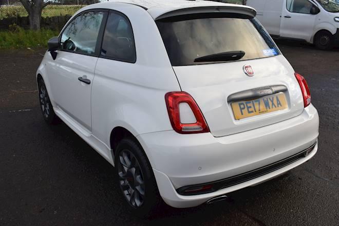 Fiat 500 1.2 S 3dr Image
