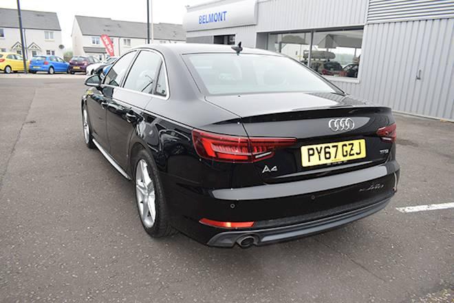 Audi A4 1.4T FSI S Line 4dr [Leather/Alc] Image