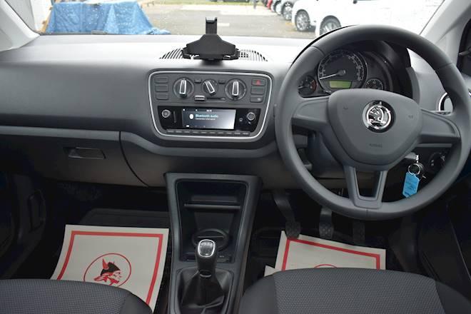 Skoda Citigo 1.0 MPI Colour Edition 5dr Image