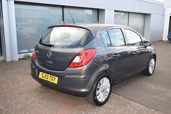 Vauxhall Corsa 1.2 SE 5dr Image