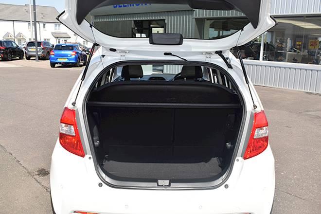 Honda Jazz 1.4 i-VTEC EX 5dr CVT Image