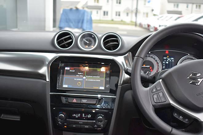Suzuki Vitara 1.4 Boosterjet SZ5 5dr Image