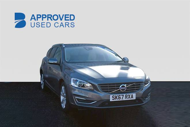 Volvo V60 T4 [190] SE Lux Nav 5dr Geartronic [View 1]