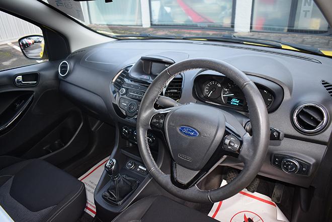 Ford Ka+ 1.2 Zetec 5dr Image
