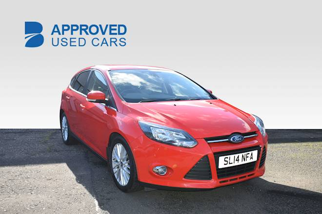 Ford Focus 1.0 EcoBoost Zetec 5dr [View 1]