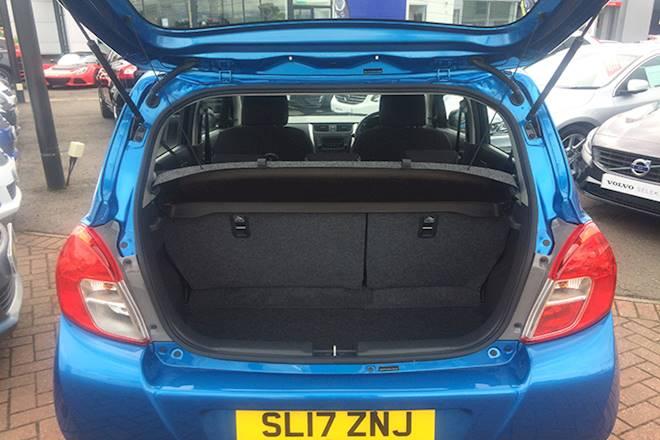 Suzuki Celerio 1.0 SZ3 5dr Image