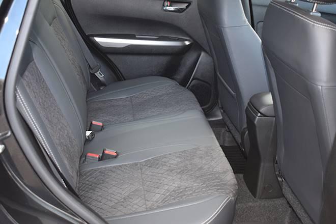 Suzuki Vitara 1.4 Boosterjet 48V Hybrid SZ5 ALLGRIP 5dr Image