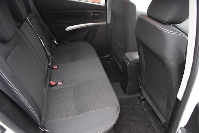 Suzuki Sx4 s-cross 1.4 Boosterjet 48V Hybrid SZ-T 5dr Image