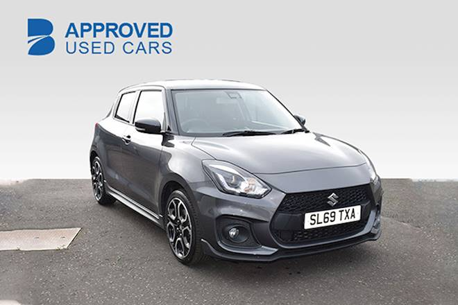 Suzuki Swift 1.4 Boosterjet Sport 5dr