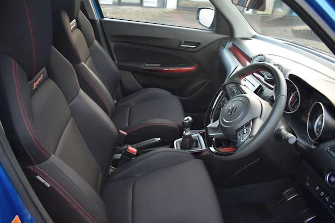 Suzuki Swift 1.4 Boosterjet 48V Hybrid Sport 5dr Image