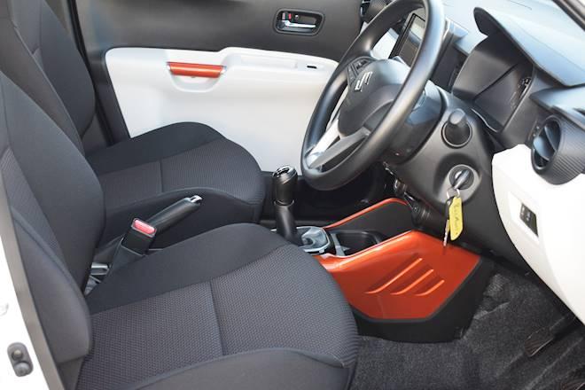 Suzuki Ignis 1.2 Dualjet SZ-T 5dr Image