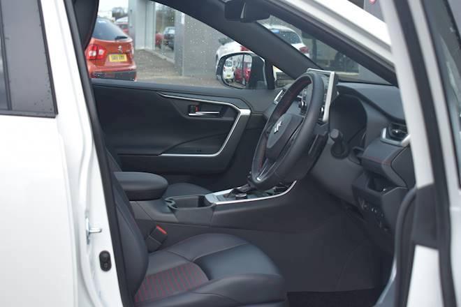 Suzuki Across 2.5 PHEV E-Four 5dr CVT Image
