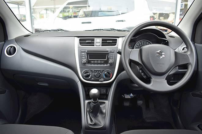 Suzuki Celerio 1.0 SZ4 5dr Image