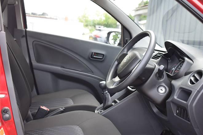 Suzuki Celerio 1.0 SZ2 5dr Image