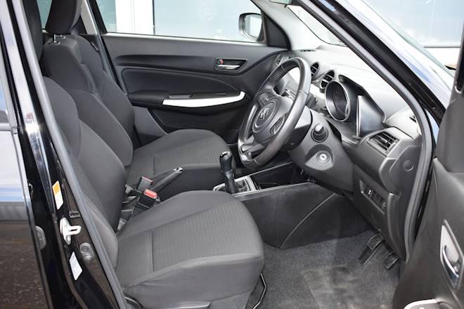 Suzuki Swift 1.2 Dualjet SZ3 5dr Image