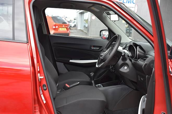 Suzuki Swift 1.2 Dualjet SHVS SZ3 5dr Image