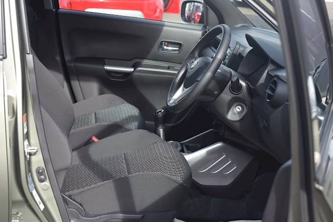 Suzuki Ignis 1.2 Dualjet 12V Hybrid SZ3 5dr Image
