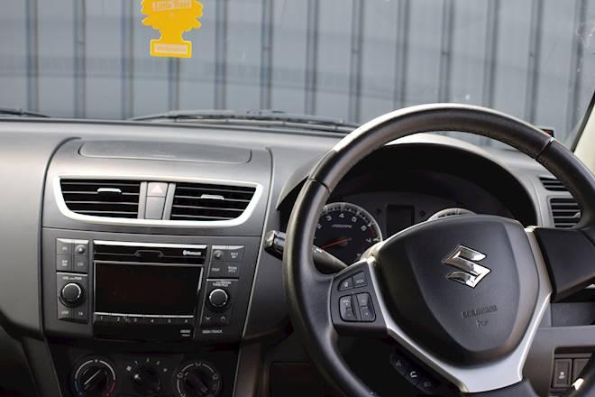 Suzuki Swift 1.2 SZ3 4X4 5dr Image