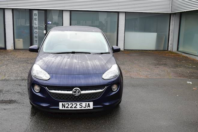 Vauxhall Adam 1.2i Jam 3dr Image